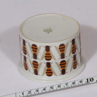 Arabia Pomona purnukka, hunaja, suunnittelija Raija Uosikkinen, hunaja, pieni, serikuva kuva 2