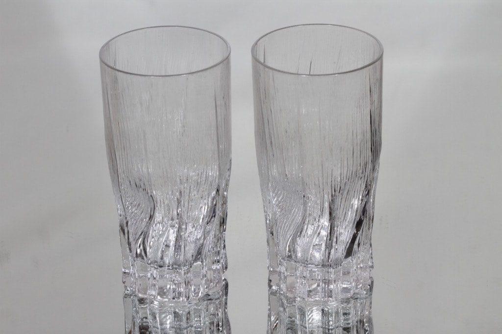 Iittala Kelo lasit, 35 cl, 2 kpl, suunnittelija Tapio Wirkkala, 35 cl