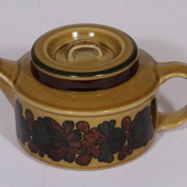 Arabia Otso teekaadin, 1.35 l, suunnittelija , 1.35 l, retro, erikoiskoriste