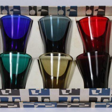 Riihimäen lasi lasit, 15 cl, 6 kpl, suunnittelija , 15 cl