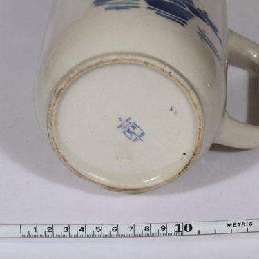 Arabia Tuulimylly kaadin, 2 l, suunnittelija , 2 l, suuri, puhalluskoriste kuva 5