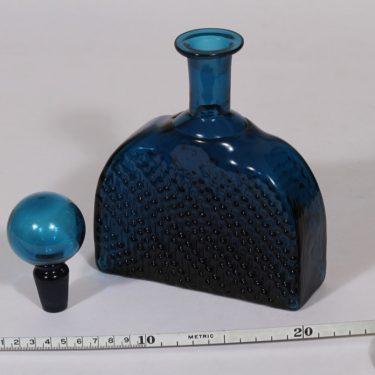 Riihimäen lasi Flindari karahvi, 50 cl, suunnittelija Nanny Still, 50 cl kuva 2