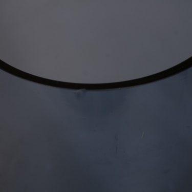 Iittala 3581 maljakko, sininen, suunnittelija Tapio Wirkkala, signeerattu kuva 2