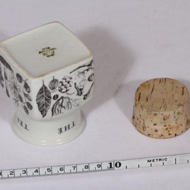 Arabia Maustekuva maustepurkki, serikuva, suunnittelija , serikuva, pieni kuva 3