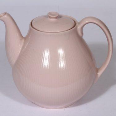 Arabia Sointu kahvikaadin, vaalean punainen, suunnittelija ,