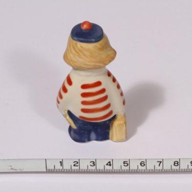 Arabia figuuri, Tuutikki, suunnittelija Tuulikki Pietilä, Tuutikki, käsinmaalattu kuva 2