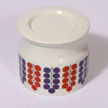 Arabia Pomona purnukka, herukka, suunnittelija , herukka, serikuva