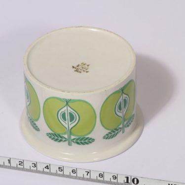 Arabia Pomona purnukka, omena, suunnittelija , omena, serikuva, retro kuva 2