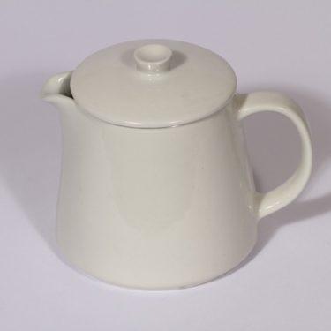 Arabia Kilta kaadin, valkoinen, suunnittelija , 0.5 l, kannellinen