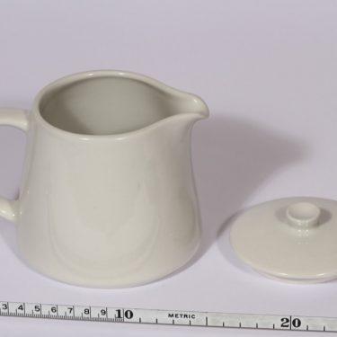 Arabia Kilta kaadin, valkoinen, suunnittelija , 0.5 l, kannellinen kuva 2