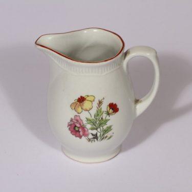 Arabia KB 00 kaadin, kukkakuvio, suunnittelija , kukkakuvio, 0.25 l, pieni, siirtokuva