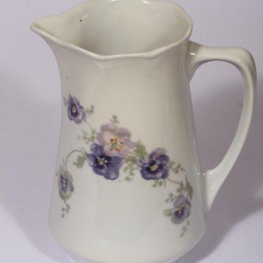 Arabia FQ kaadin, kukkakuvio, suunnittelija , kukkakuvio, 1 l, siirtokuva, kukka-aihe