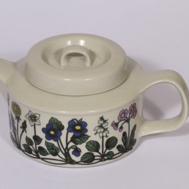 Arabia Flora tea pot