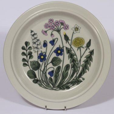 Arabia Flora vati, suunnittelija , suuri, serikuva, kukka-aihe