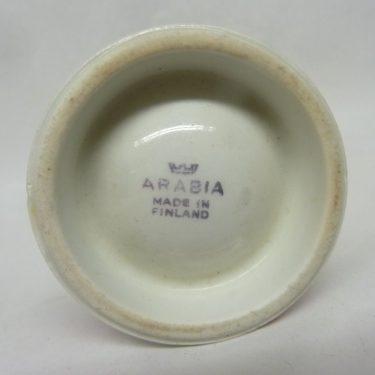 Arabia Puolukka munakuppi, suunnittelija , käsinmaalattu kuva 2