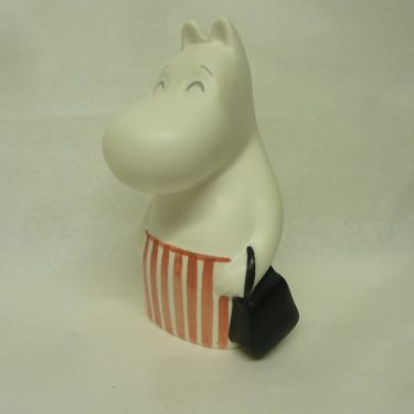 Arabia Moomin figurine Moomin mamma BIG design Tuulikki Pietilä