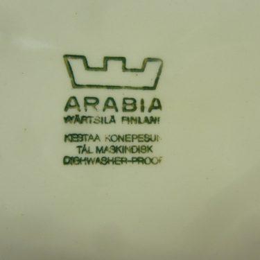 Arabia Katrilli lautaset, syvä, 2 kpl, suunnittelija Ulla Procope, syvä, serikuva kuva 2