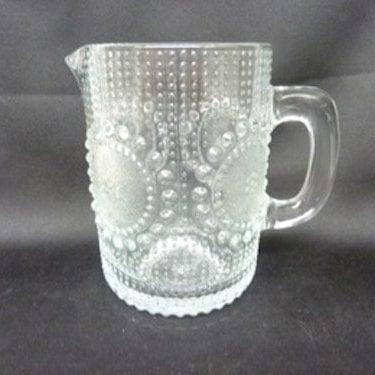 Riihimäen lasi Grapponia kaadin, kirkas, suunnittelija Nanny Still, 1 l