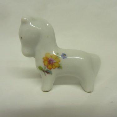 Arabia figuuri, suunnittelija Friedl Holzer-Kjellberg, pieni, hevonen nro 1