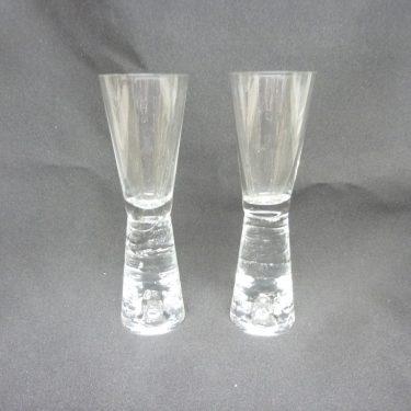 Iittala Arkipelago lasit, 6 cl, 2 kpl, suunnittelija Timo Sarpaneva, 6 cl