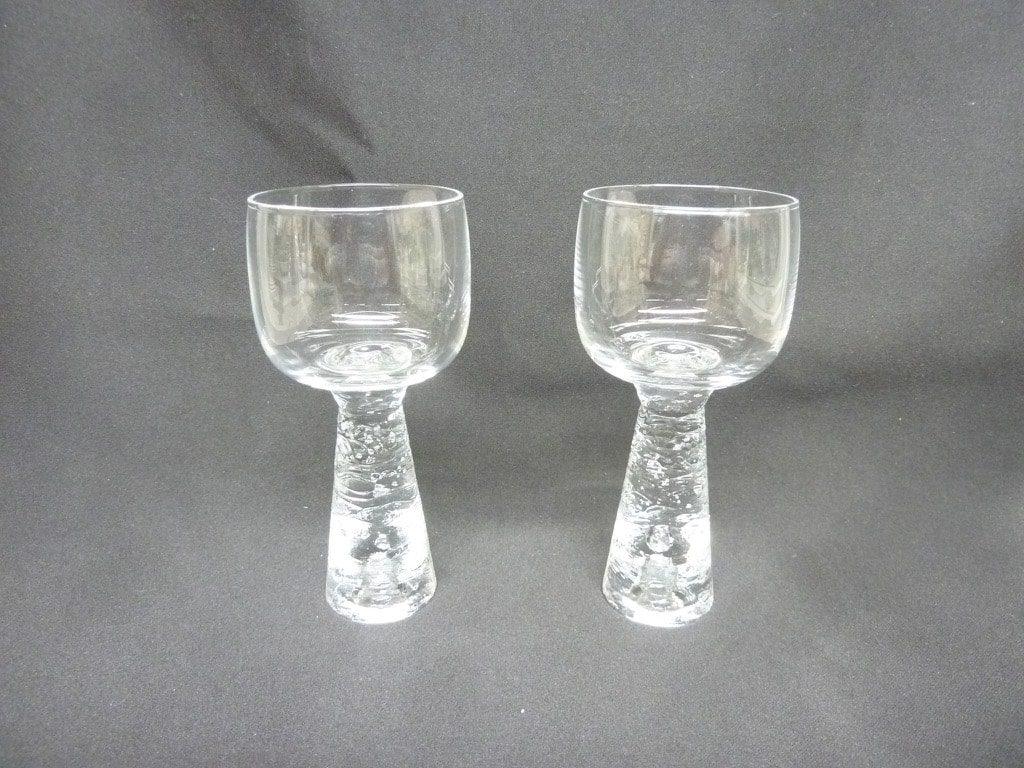 Iittala Arkipelago lasit, 10 Cl, 2 kpl, suunnittelija Timo Sarpaneva, 10 Cl, väkevä viinilasi