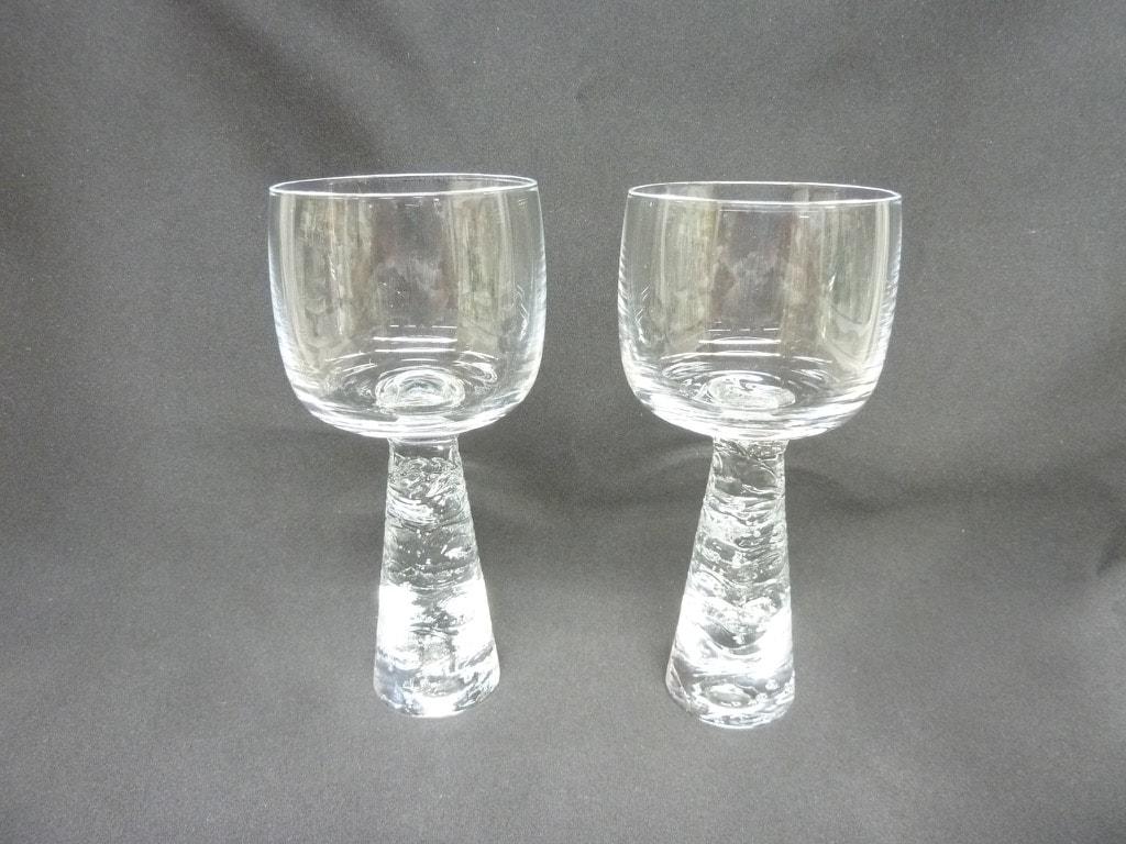 Iittala Arkipelago lasit, 25 Cl, 2 kpl, suunnittelija Timo Sarpaneva, 25 Cl, punaviinilasi