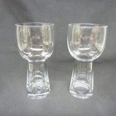 Iittala Uuma lasit, 28 Cl, 2 kpl, suunnittelija Irina Viippola, 28 Cl