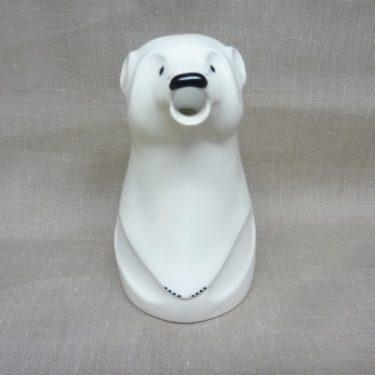Arabia RL kaadin, suunnittelija Richard Lindh, 1.4 l, valkoinen, jääkarhuaihe kuva 2