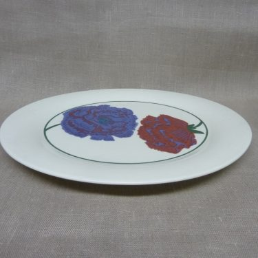 Arabia plate, designer Fujito Ishimoto, shallow