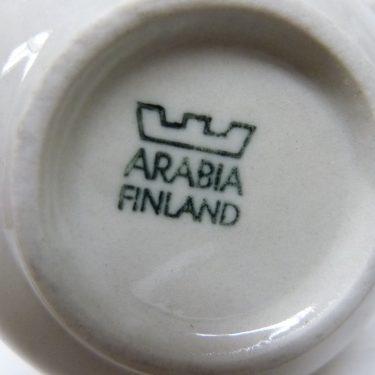 Arabia KR coffee set for 4, white, Inkeri Leivo, 2