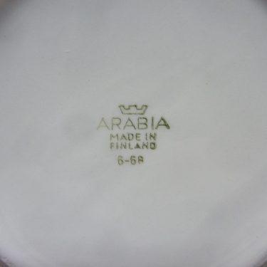 Arabia Mimmi jar, silk screening, retro, 3