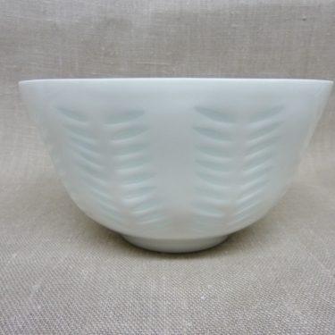 Arabia FK/33 vase, white, designer Friedl Holzer-Kjellberg, small, porcelain, mass signed, 2