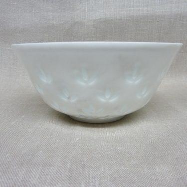 Arabia FK vase, white, designer Friedl Holzer-Kjellberg, porcelain, mass signed, 2