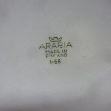 Arabia Kielo kaadin, suunnittelija Raija Uosikkinen, 1 l, kukkakuvio kuva 2