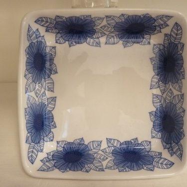 Arabia Malva kulho, sininen, suunnittelija Esteri Tomula, pieni, serikuva kuva 2