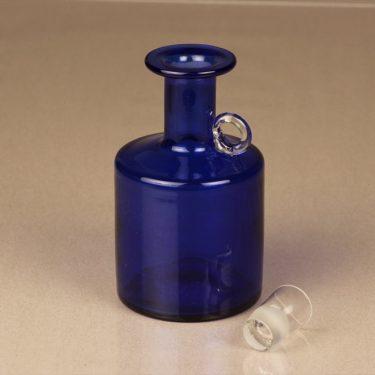 Kumela 259=2802 karahvi, koboltin sininen, suunnittelija Sirkku Kumela-Lehtonen,  kuva 2