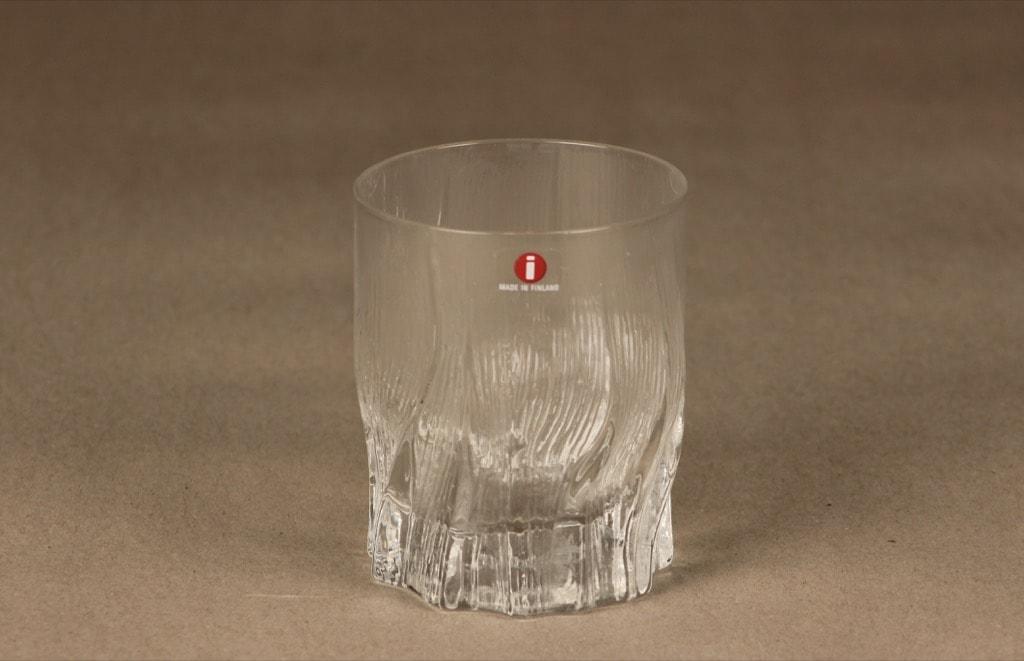 Iittala Kelo glass, clear, designer Tapio Wirkkala, 25 cl