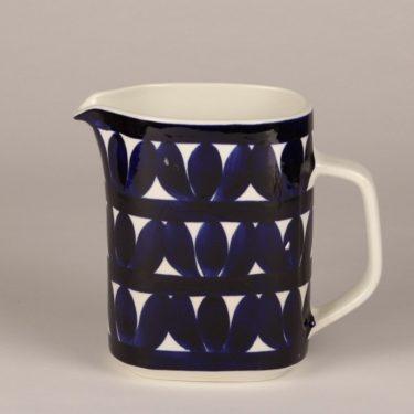 Arabia Sotka jug, blue, 1 l, hand-painted