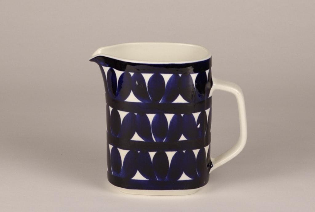 Arabia Sotka kaadin, sininen, suunnittelija , 1 l, käsinmaalattu