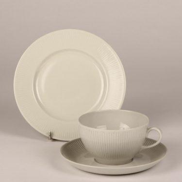 Arabia Sointu teekuppi, harmaa, suunnittelija Kaj Franck, 30 cl