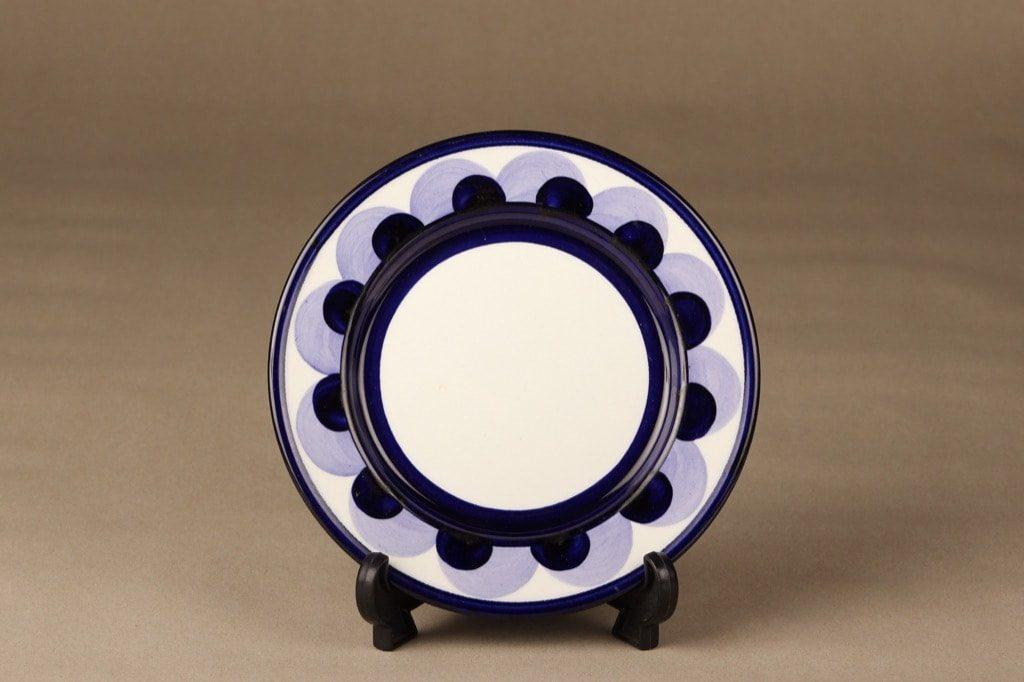 Arabia Paju lautanen, suunnittelija , matala, pieni