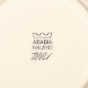 Arabia Tuuli tea cup, white,Heljä Liukko-Sundström, 2