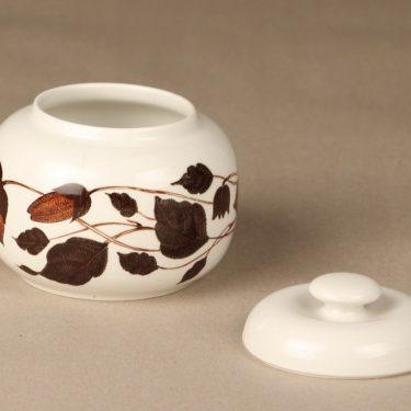 Arabia Tea for two sokerikko, ruskea, suunnittelija , serikuva kuva 2