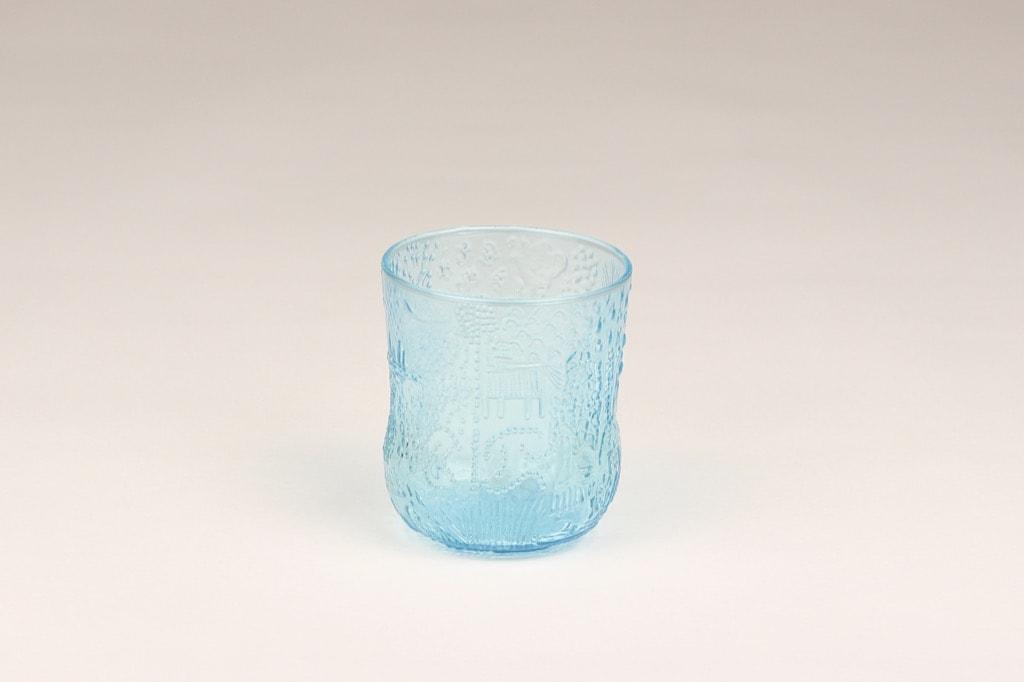 Nuutajärvi Fauna glass, 18 cl, designer Oiva Toikka