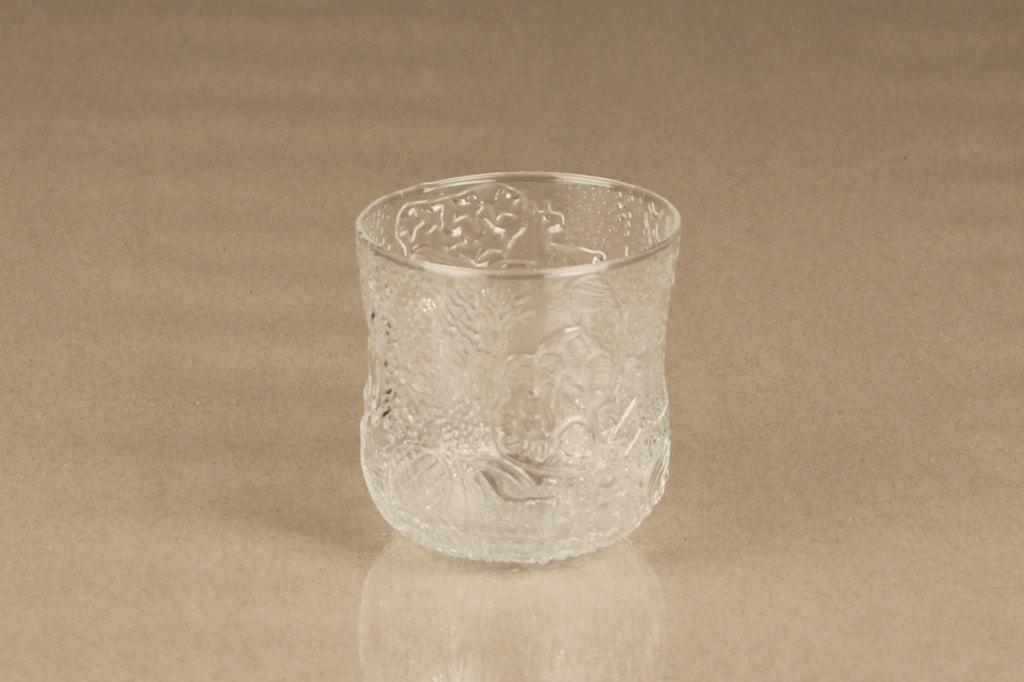 Nuutajärvi Fauna glass, 12 cl, Oiva Toikka
