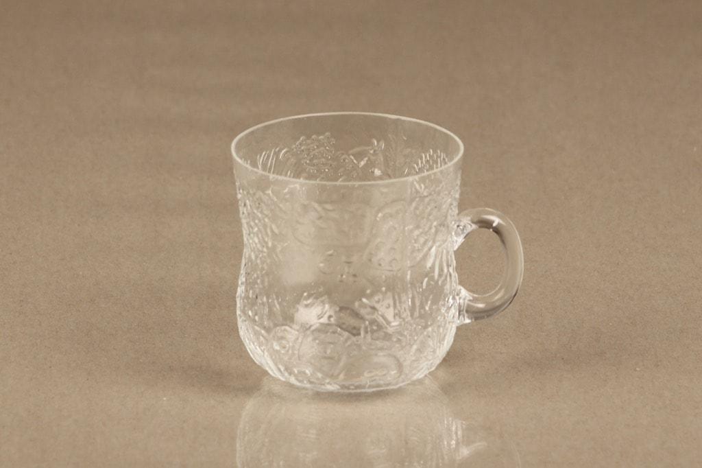 Nuutajärvi Fauna punch mug, 12 cl, Oiva Toikka