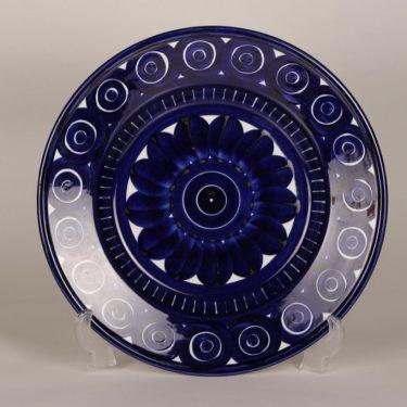 Arabia Valencia vati, käsinmaalattu, suunnittelija Ulla Procope, käsinmaalattu, signeerattu