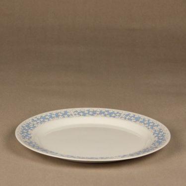 Arabia Pizzicato lautanen, matala, suunnittelija Esteri Tomula, matala kuva 2