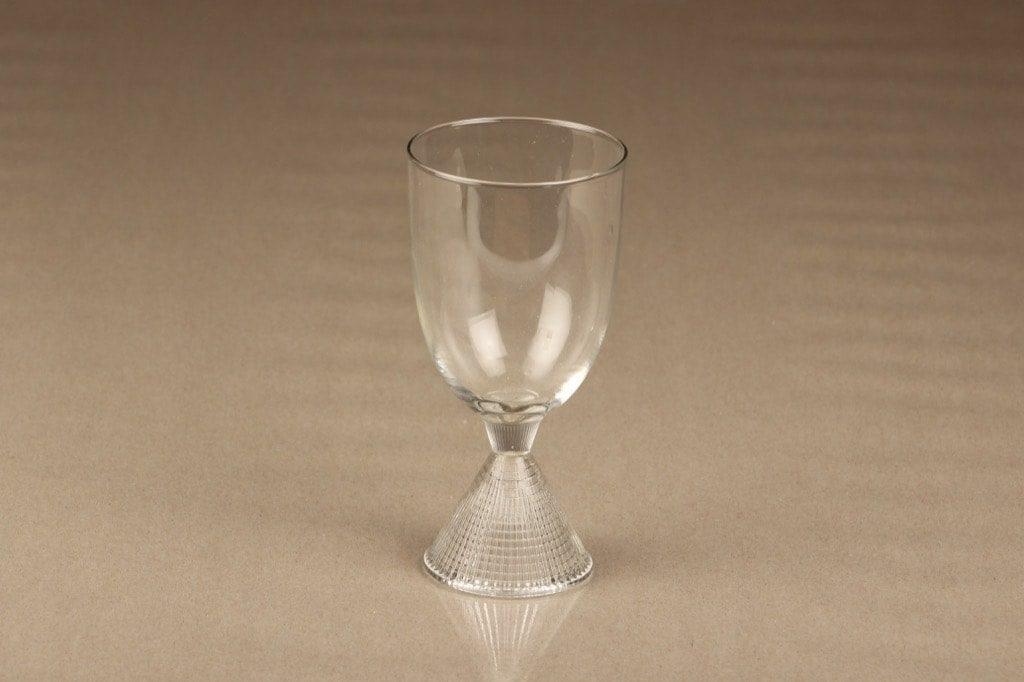 Iittala Briljant red wine glass, 20 cl, designer Tapio Wirkkala