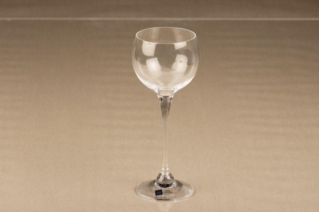 Iittala Aurora red wine glass, 22 cl, Heikki Orvola